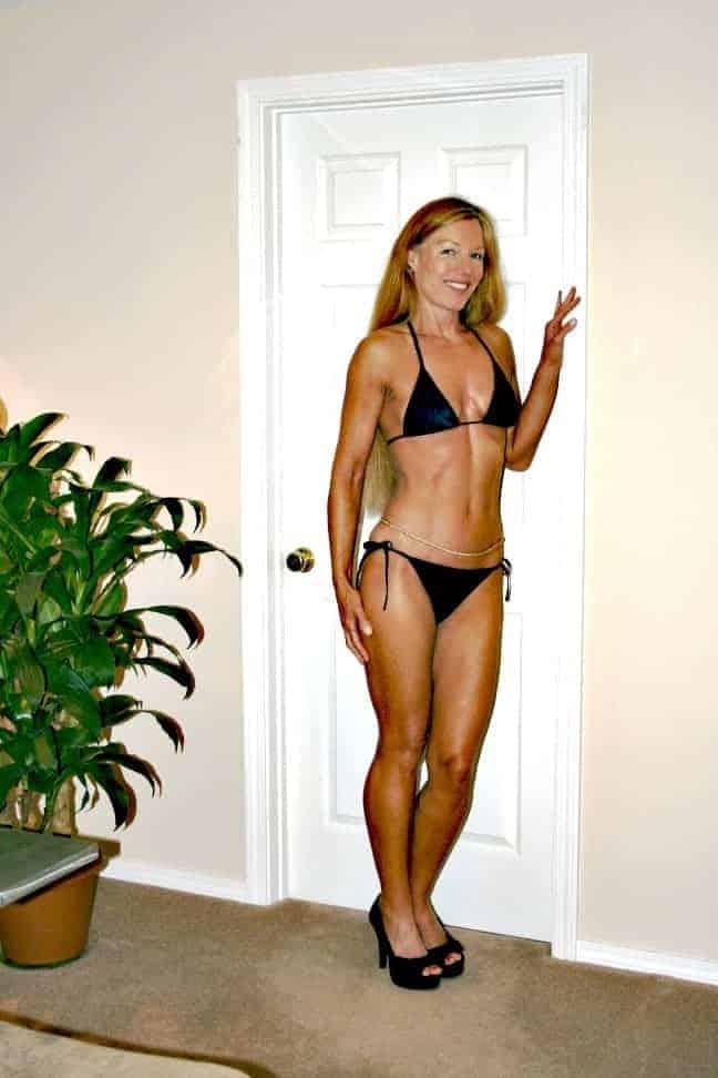 Kathy 56 bikini