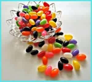 jelly beans mindless eating