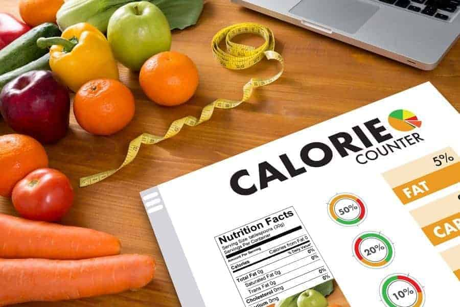 counting calories to lose weight