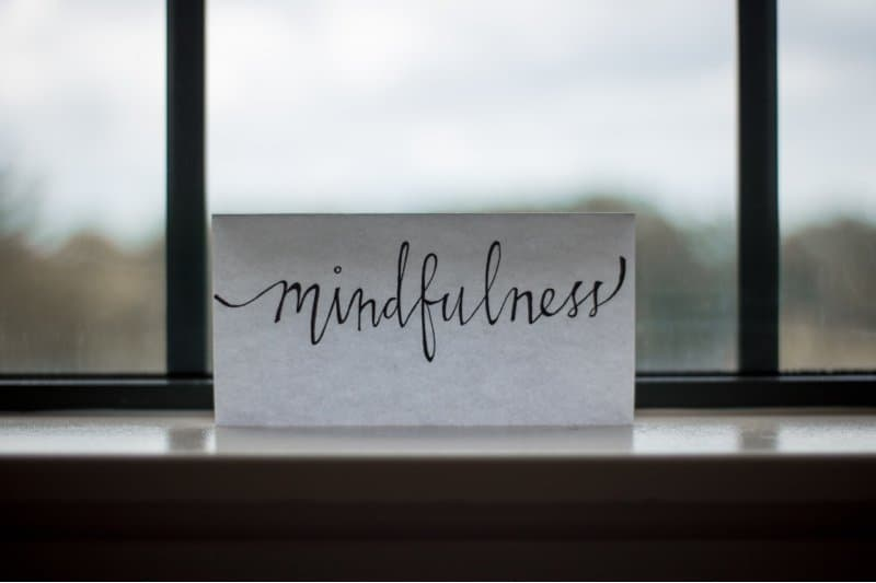 Mindfulness helps you overcome obstacles